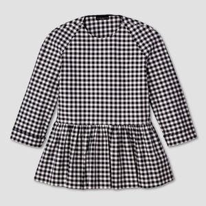 Victoria Beckham Gingham blouse top